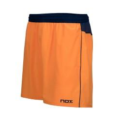 Nox short naranja