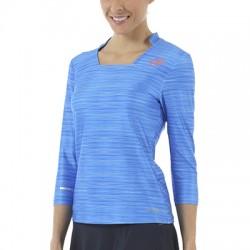 Bullpadel camiseta Valbon azul