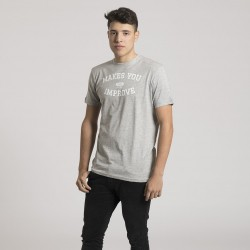 Nox camiseta street gris
