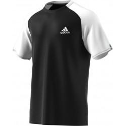 Adidas camiseta clun negra