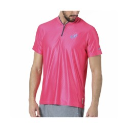 Bullpadel camiseta Tanos fresa