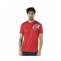 Bullpadel camiseta choix roja