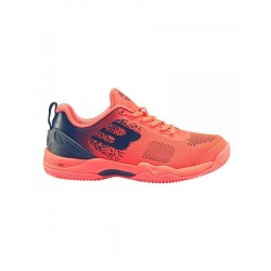 Bullpadel zapatilla bewer woman coral