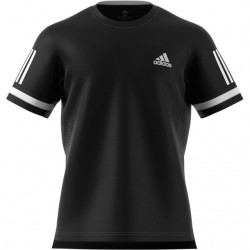 Adidas camiseta club 3str negra