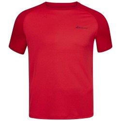 Babolat camiseta play crew tomato