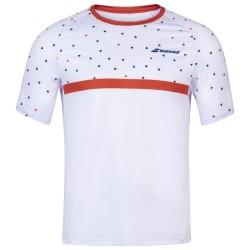 Babolat camiseta compete white