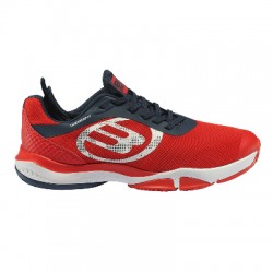 Bullpadel zapatilla Vertex light roja