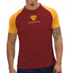 Cartri camiseta Match burdeos