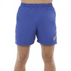 Bullpadel short Coimbra azul JR