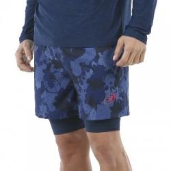 Bullpadel short Urrutia azul
