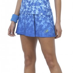 Bullpadel falda Dorlet azul