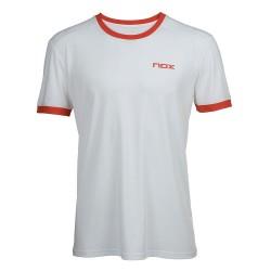 Nox camiseta team blanca