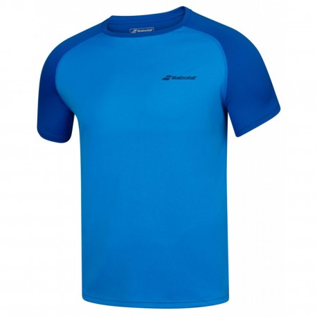 Babolat camiseta play blue aster
