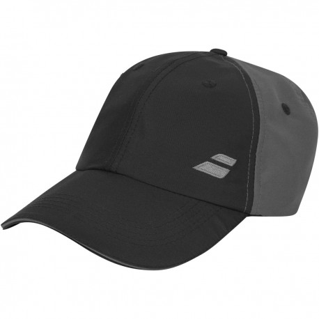 babolat gorra negra