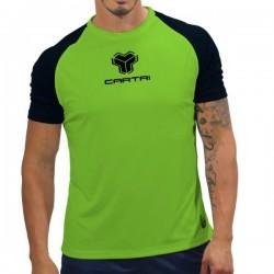 Cartri camiseta Match verde