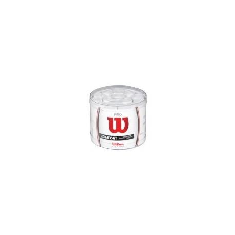 Wilson tambor overgrip pro 60 unidades