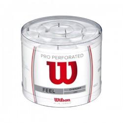 Wilson tambor overgrip perforado 60 unidades