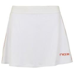 Nox falda Team blanca