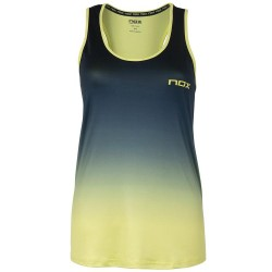 Nox camiseta Pro azul/lima