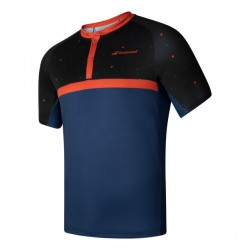 Babolat polo compete black/blue