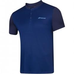 Babolat polo play estated blue