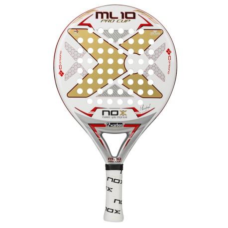 Nox pala ML10 pro Cup Silver