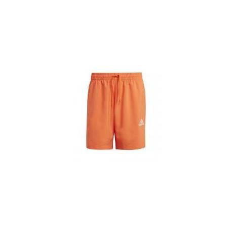 Adidas short aeroready naranja