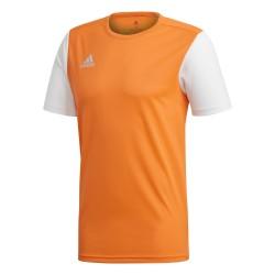Adidas camiseta Estro naranja