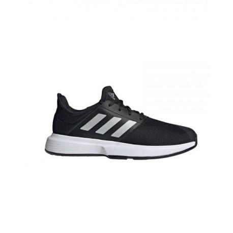 Adidas zapatilla Gamecourt Negra