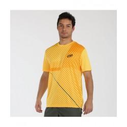 Bullpadel camiseta Cache albaricoque