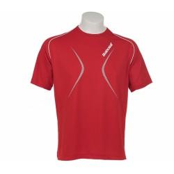 Babolat camiseta club roja