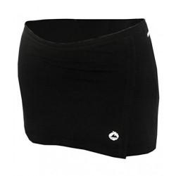 Jhayber falda volea negra