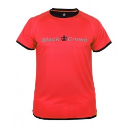 Black Crown camiseta x3 coral