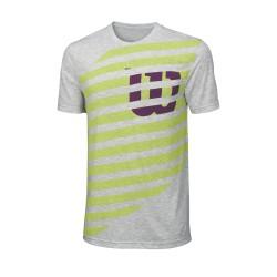 Wilson camiseta lined tech