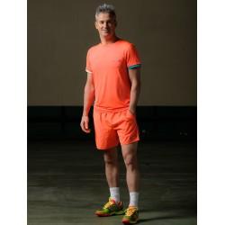 Nox camiseta neon coral