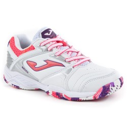 Joma zapatilla match junior blanco