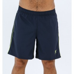 Drop shot short opalo azul