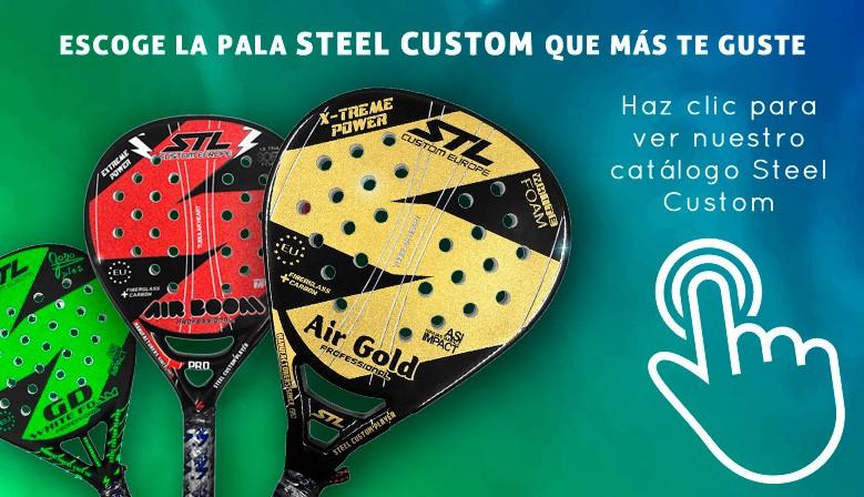 Palas Steal Custom